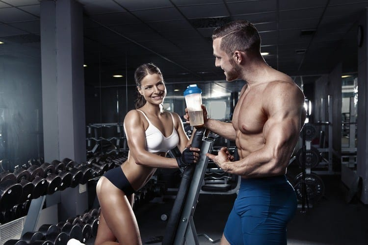 difference pre workout for women vs men