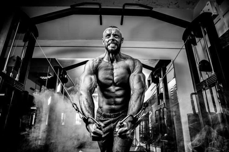 pre workout improves performance