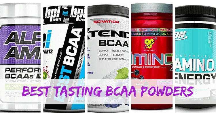 best tasting bcaa powders