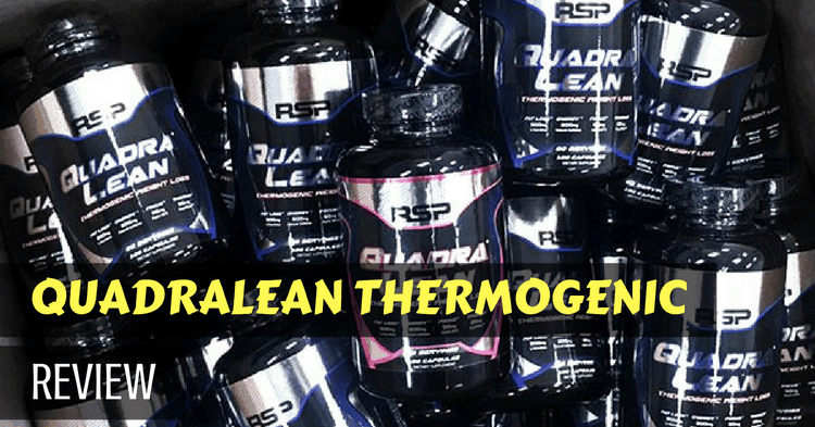 QuadraLean Thermogenic review by KickAssHomeGym