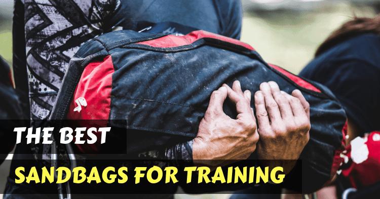 best sandbags for training