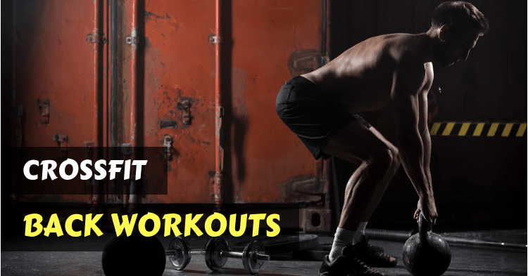 crossfit back workouts