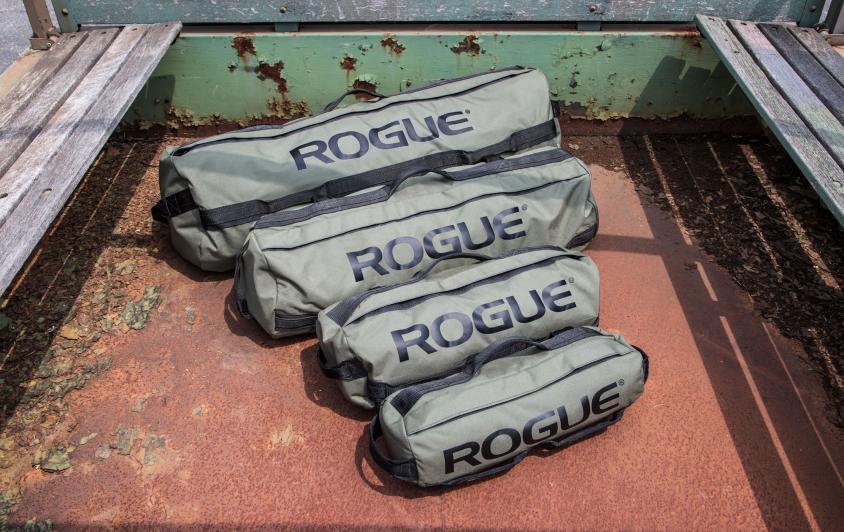 rogue fitness sandbags review