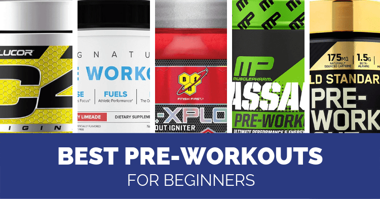 best-pre-workouts-for-beginners