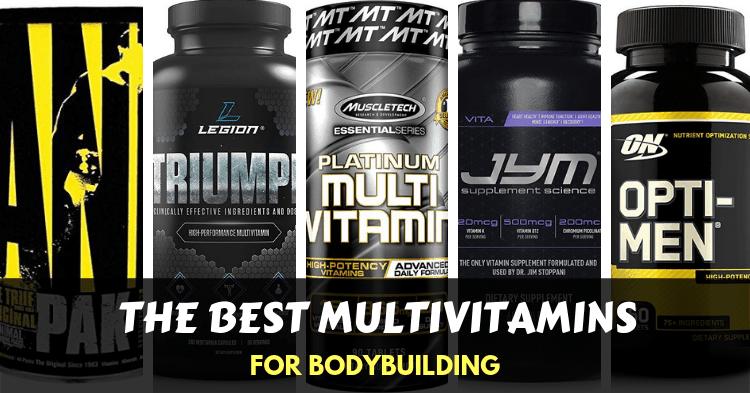 best multivitamins for bodybuilders