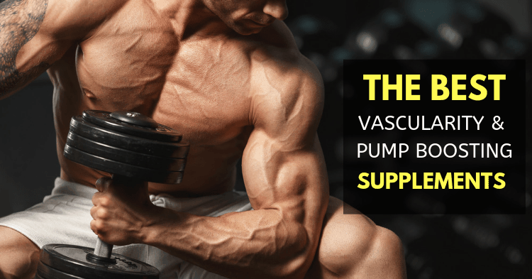 man with vein popping and pumping muscle