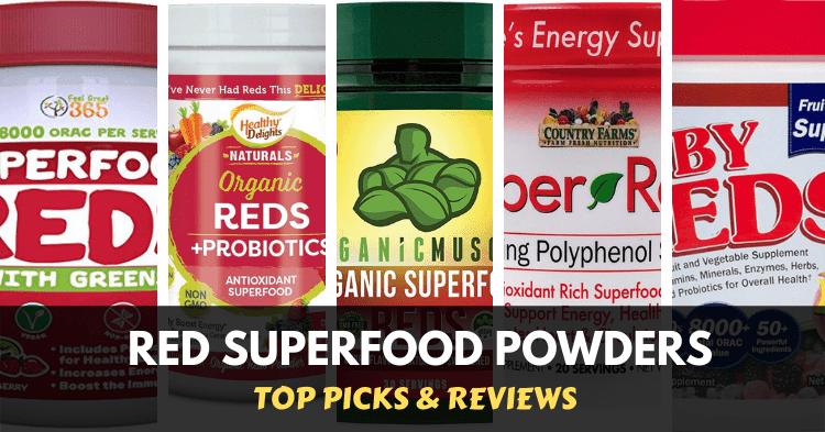 list of best superfood powders