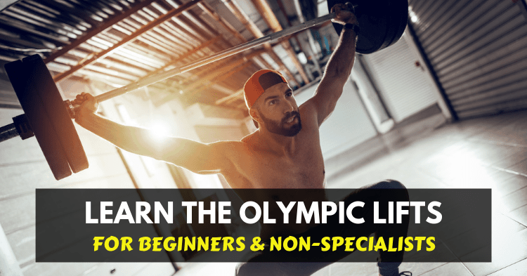 olympic lifts exercises and workout