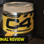 c4 original pre workout review