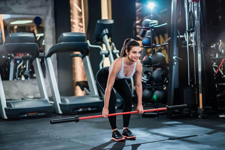 Weighted Workout Bar