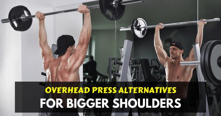 overhead press alternatives