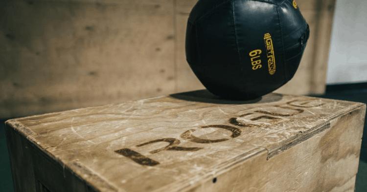 medicine ball slam alternatives