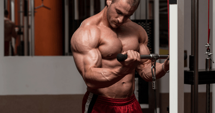 cable machine exercises for arms