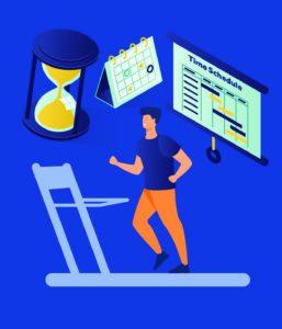 Set An Achievable Workout Schedule-01