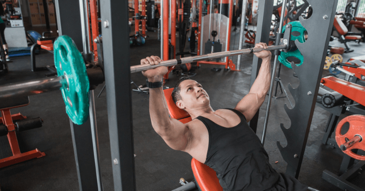 smith machine exercises