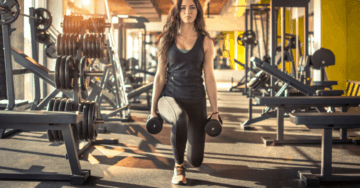 alternatives to lunges for bad knees