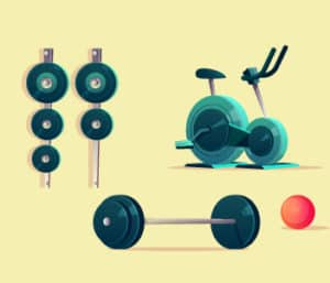 9. Setting Up Your Gym